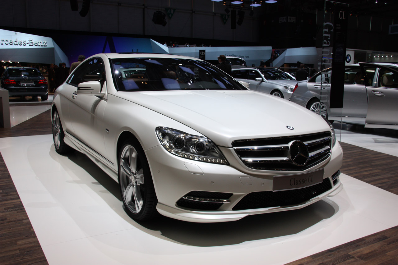 2012 Mercedes-Benz CL #24