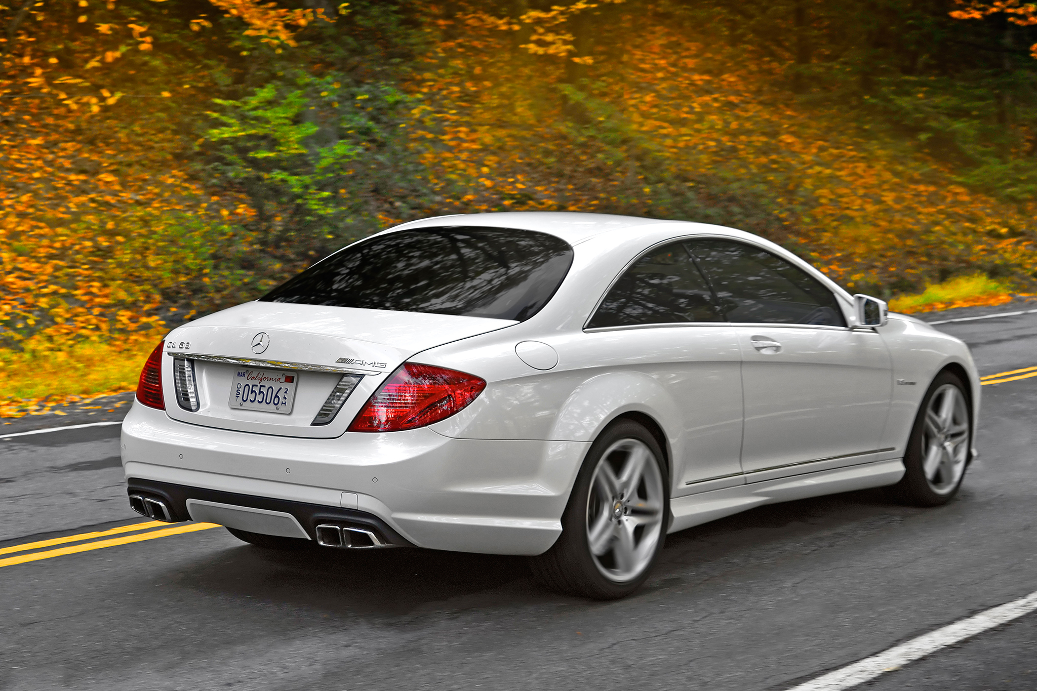 2012 Mercedes-Benz CL #21