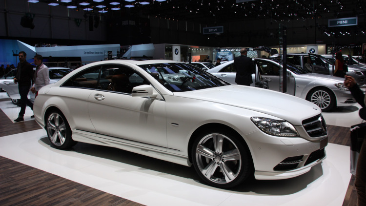 2012 Mercedes-Benz CL #18