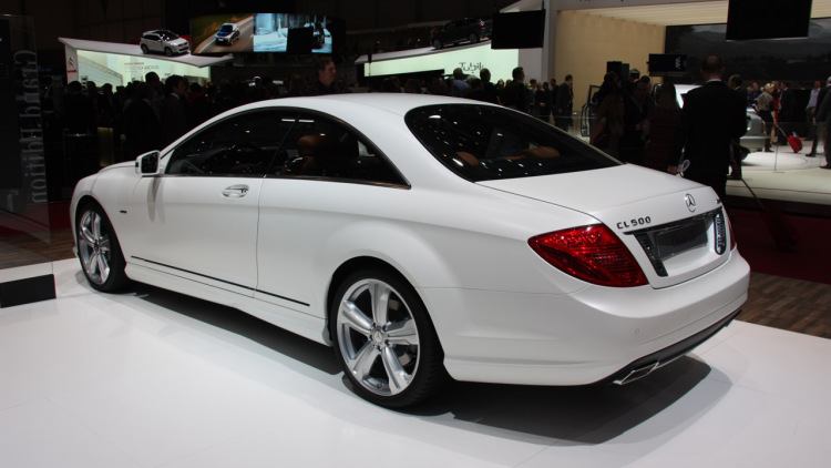 2012 Mercedes-Benz CL #22
