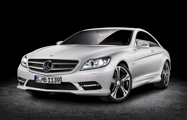 2012 Mercedes-Benz CL #20