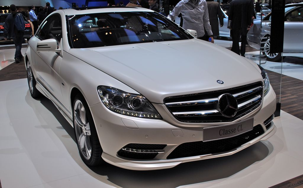 2012 Mercedes Benz CL #26
