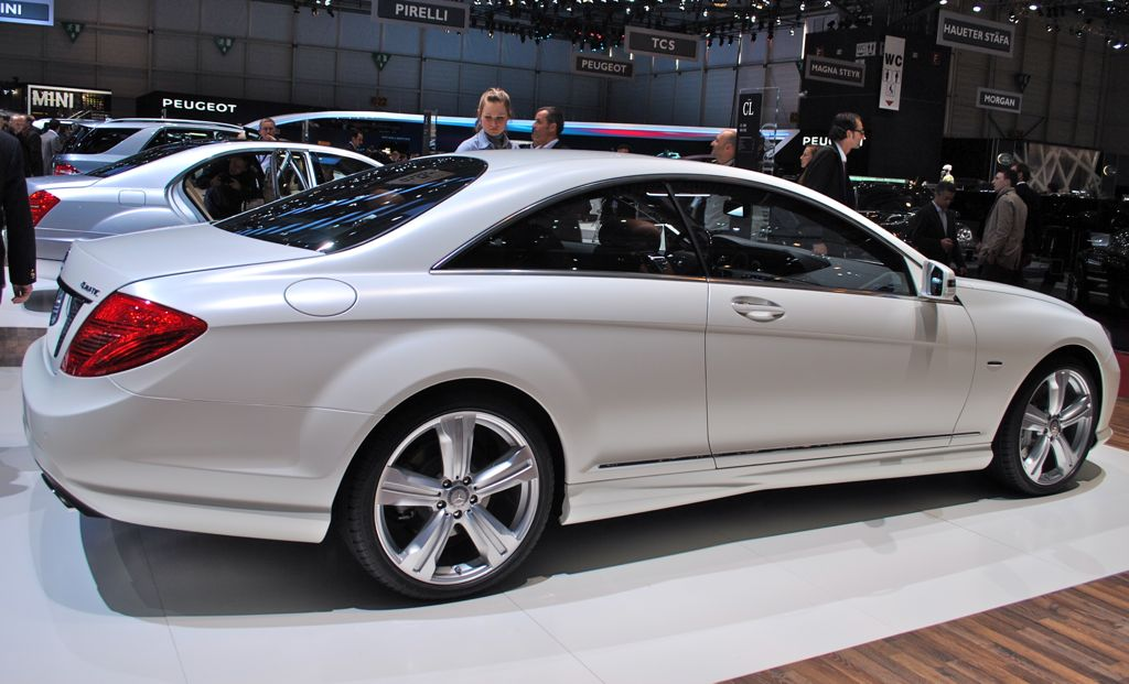2012 Mercedes-Benz CL #19
