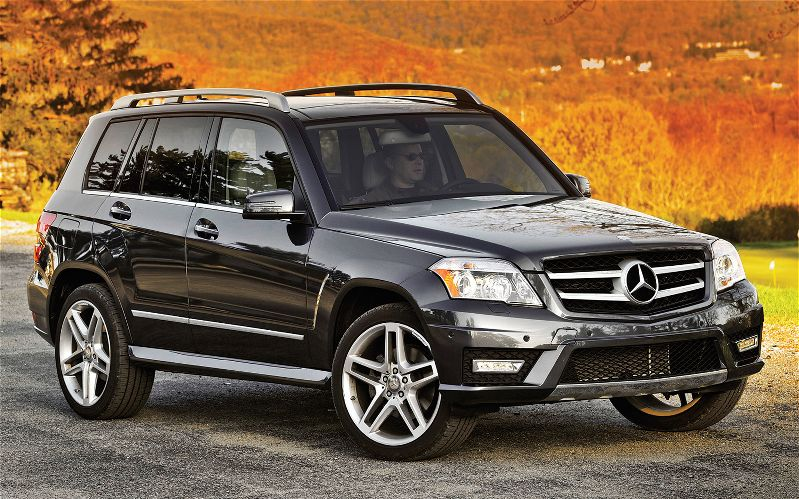 2012 Mercedes-Benz Glk-class Photos, Informations, Articles ...