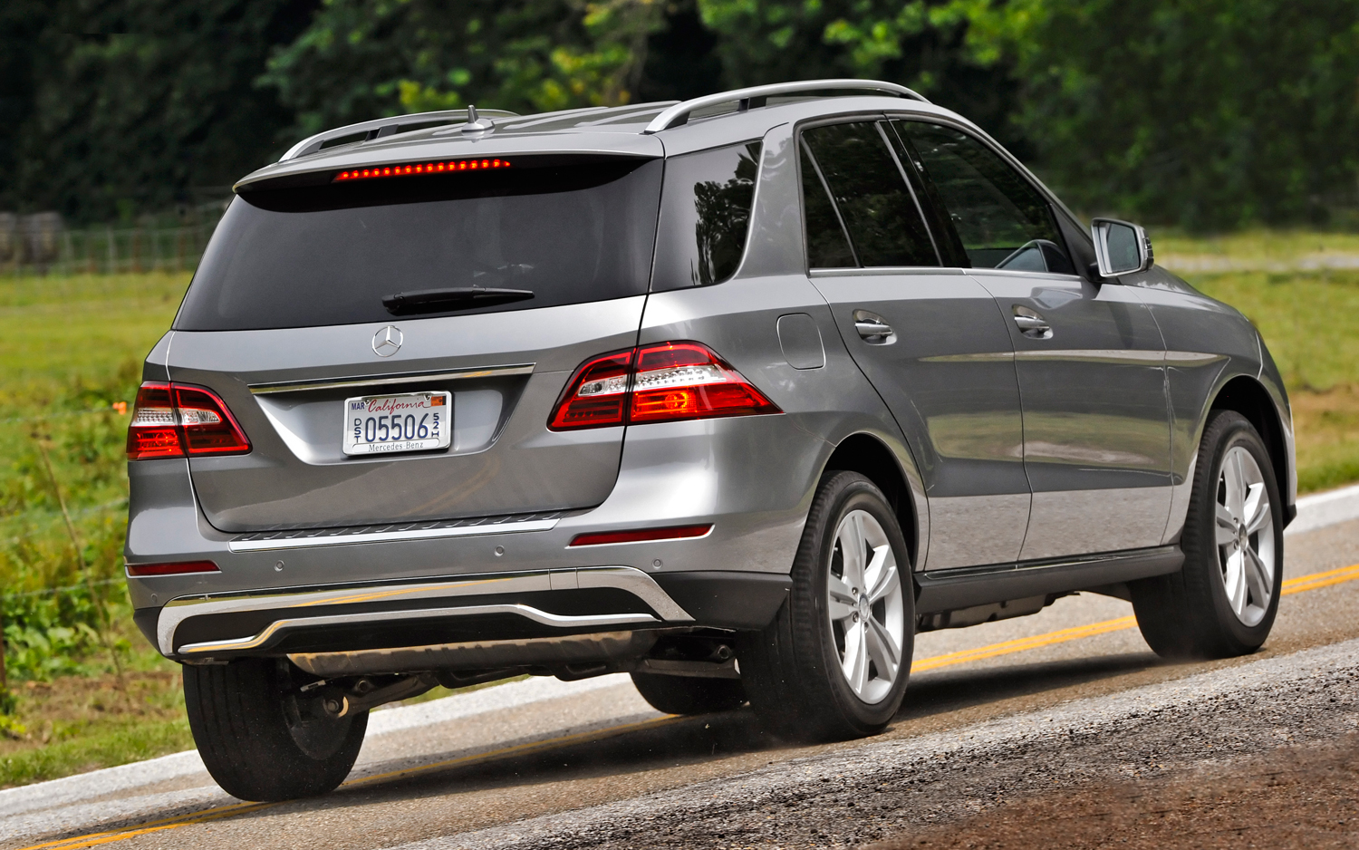 2012 Mercedes-Benz ML #19