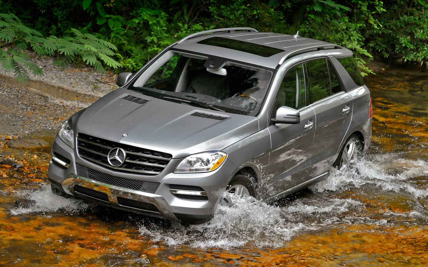 2012 Mercedes-Benz ML #24