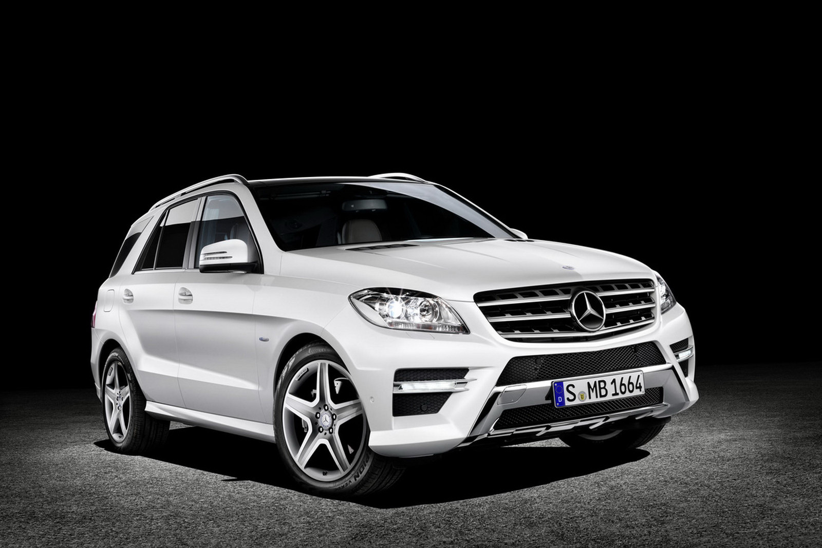 2012 Mercedes-Benz ML #25