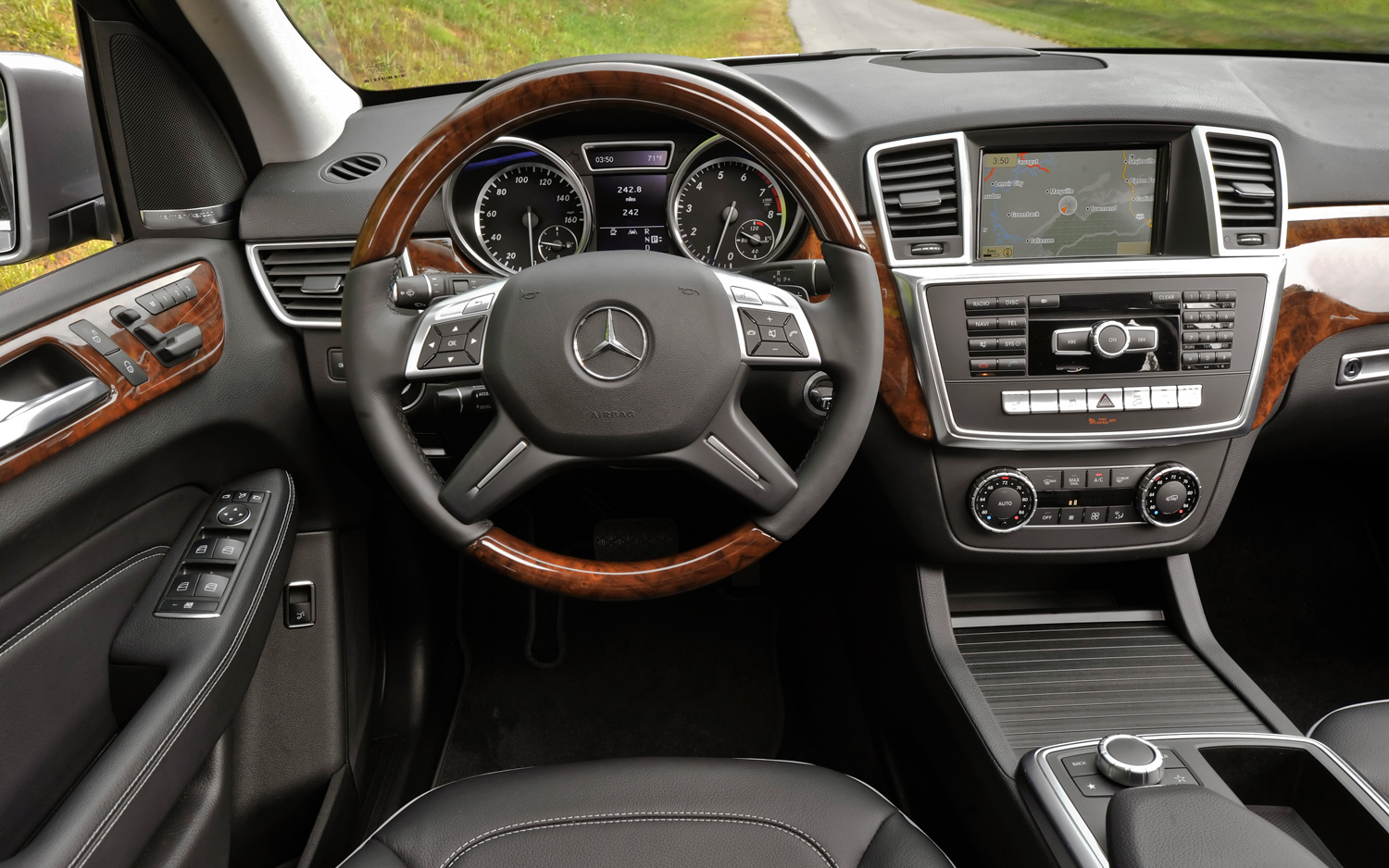 2012 Mercedes-Benz ML #21
