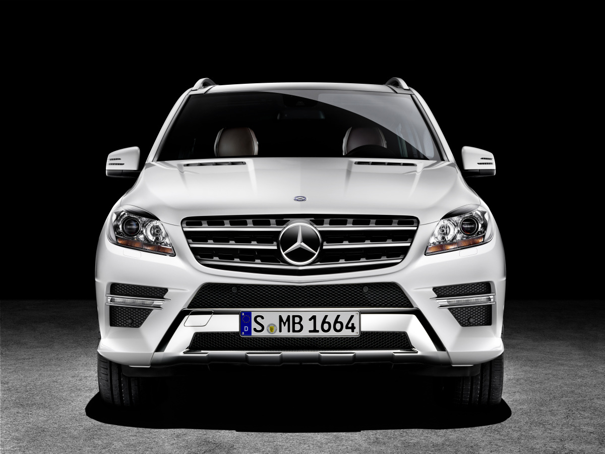2012 Mercedes-Benz ML #27
