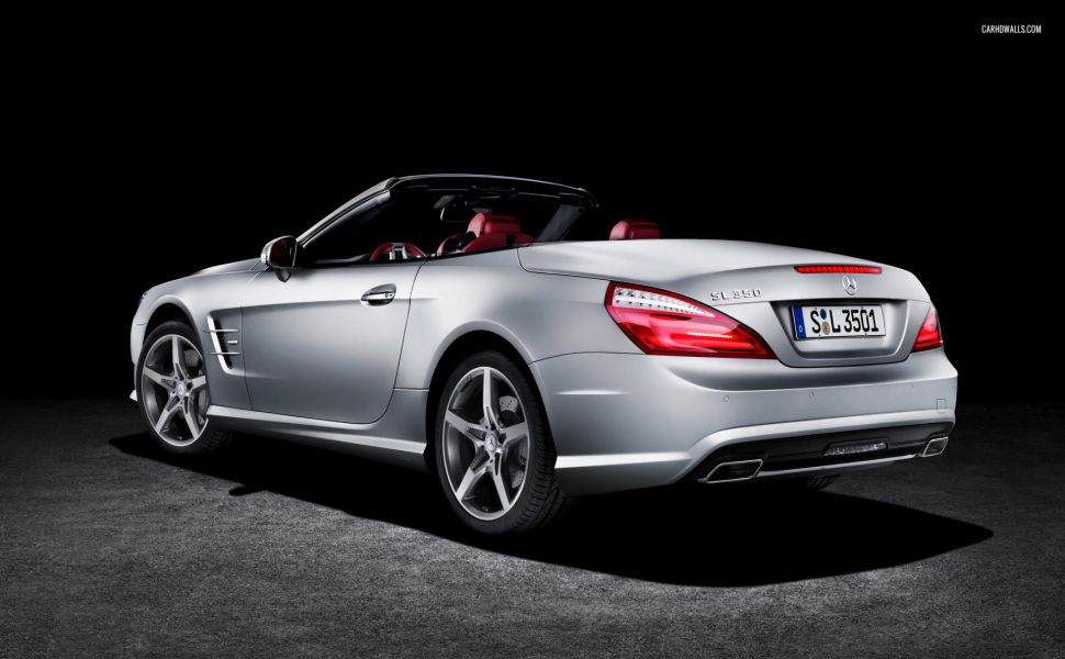 2012 Mercedes-Benz SL #22