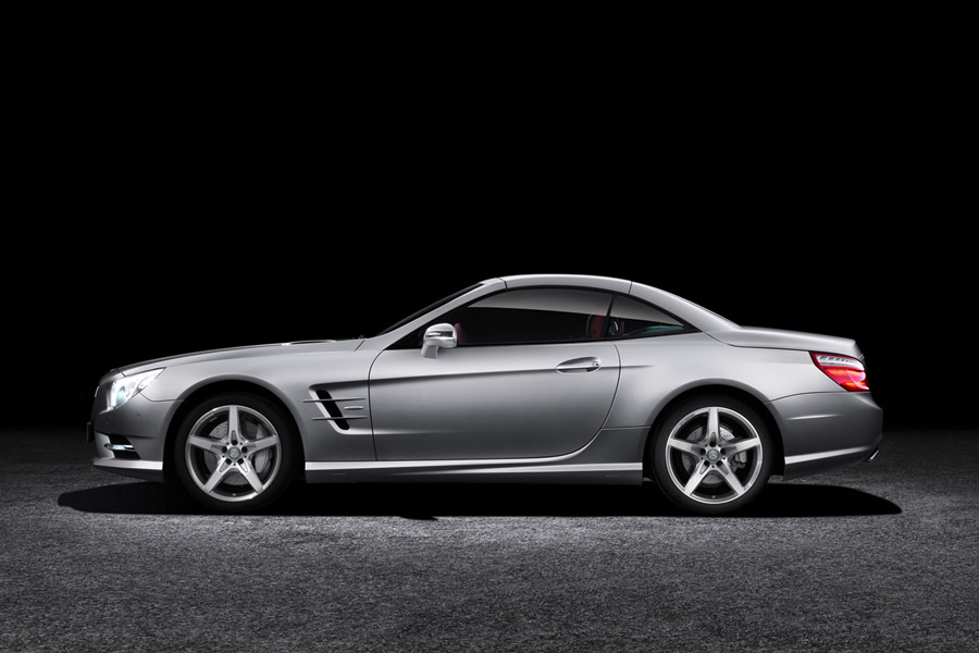 2012 Mercedes-Benz SL #23
