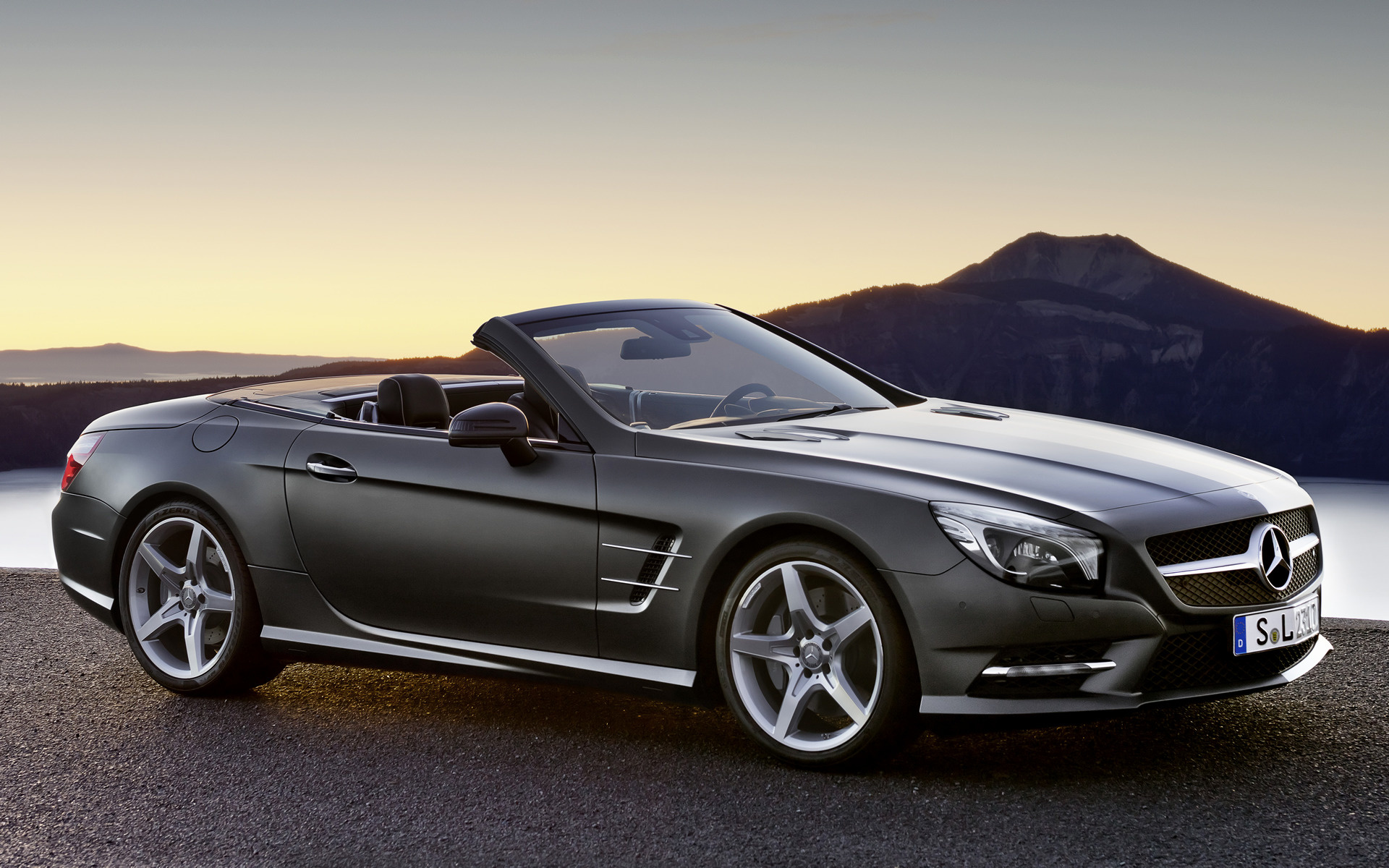 2012 Mercedes-Benz SL #21
