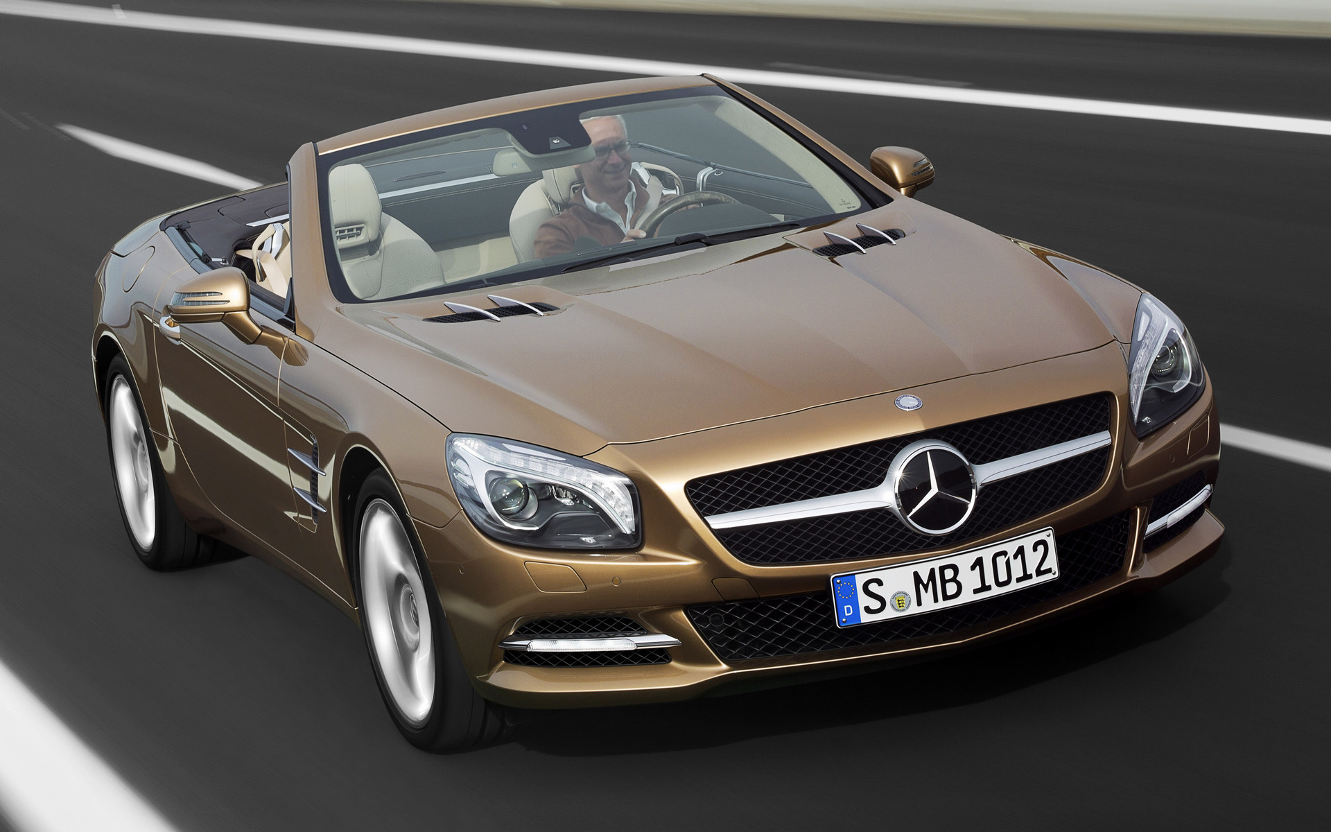2012 Mercedes-Benz SL #20