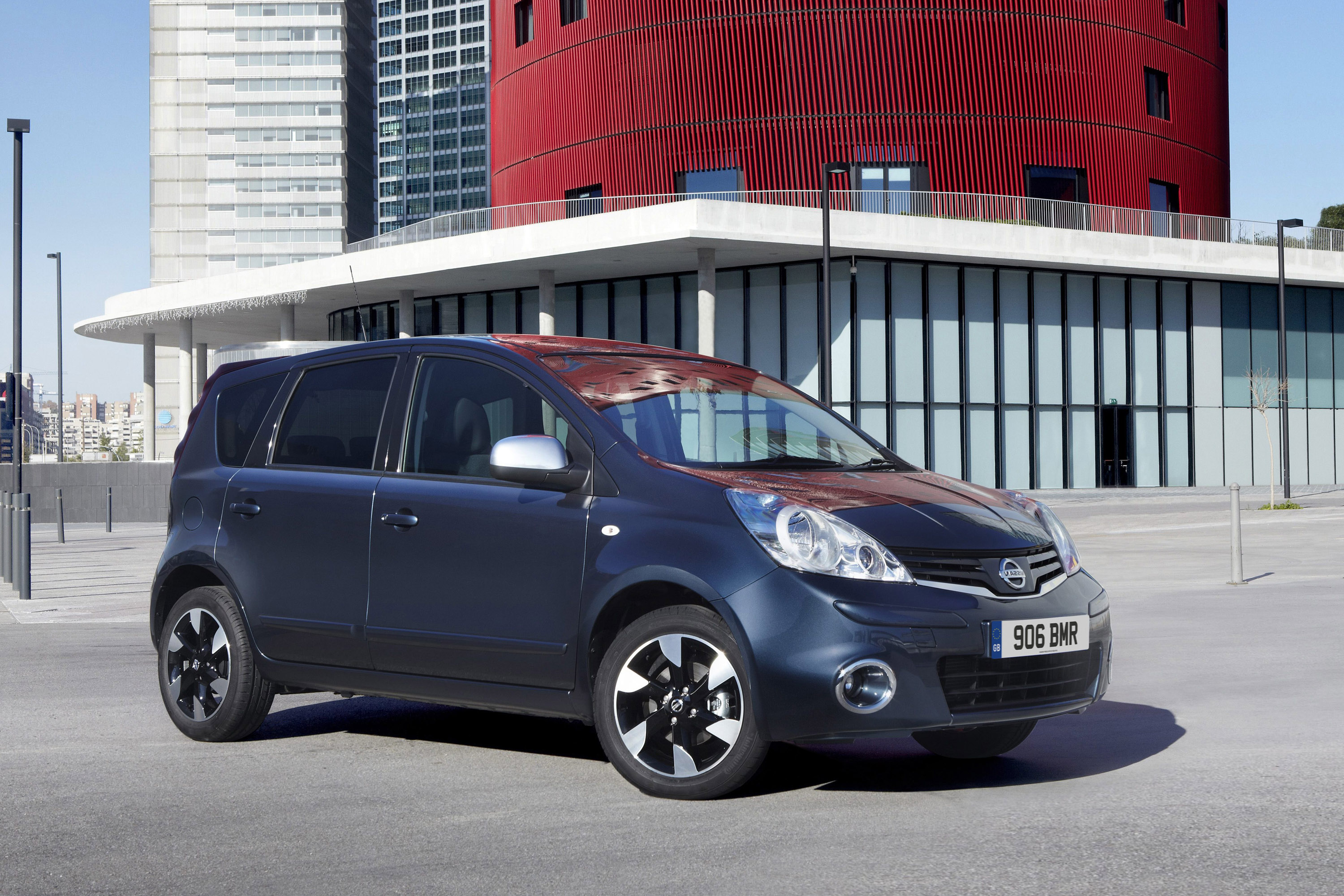 2012 Nissan Note #15