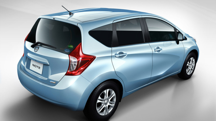2012 Nissan Note #16