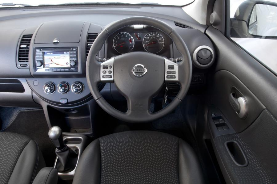 2012 Nissan Note #17