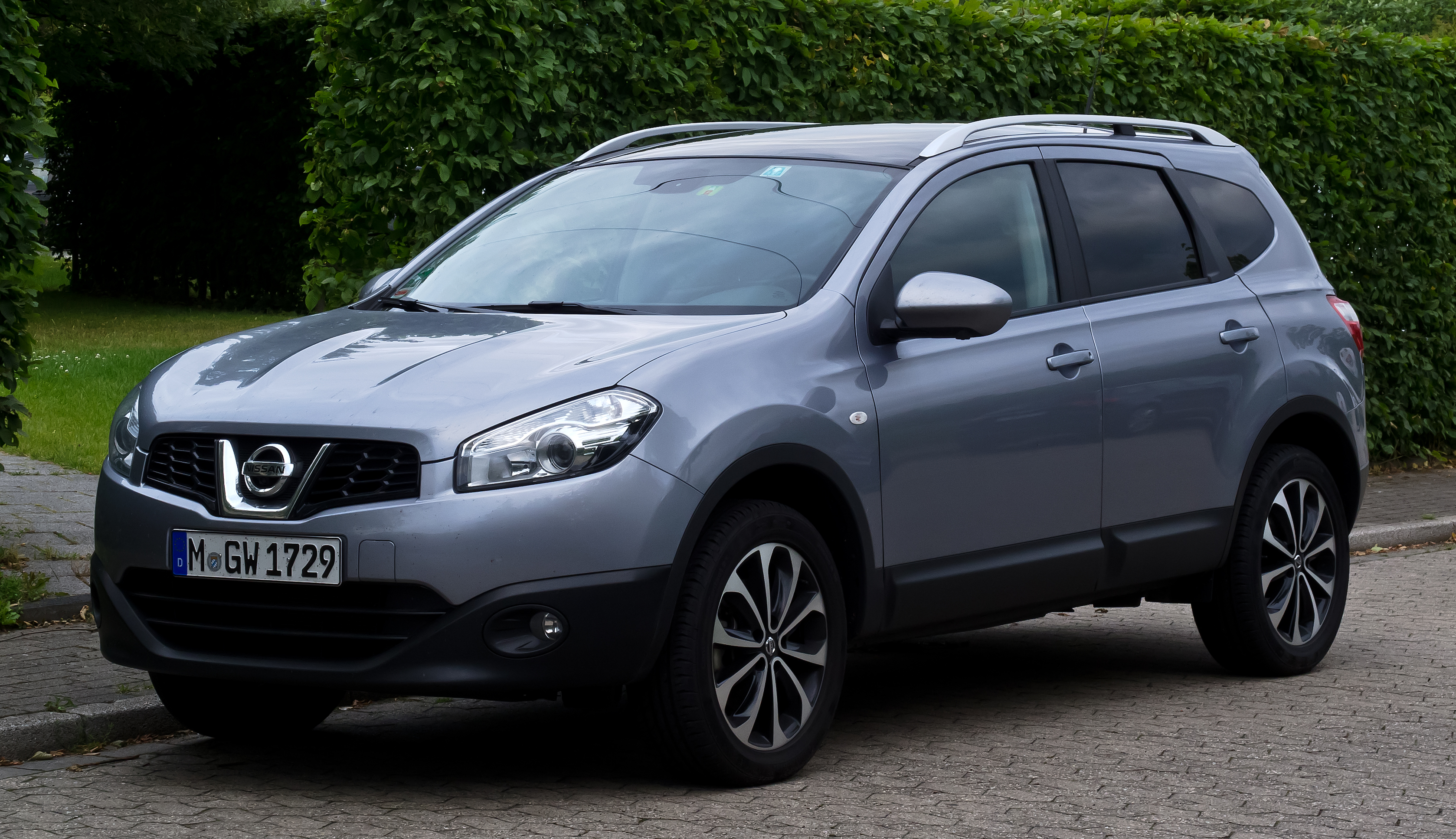 2012 nissan qashqai photos informations articles
