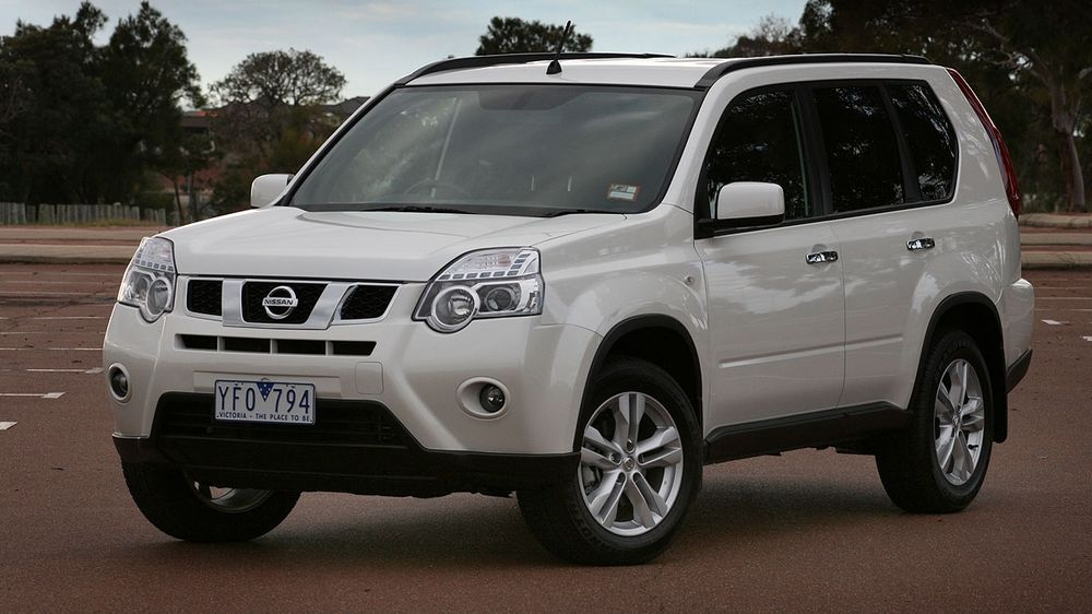 2012 nissan x trail photos informations articles. Black Bedroom Furniture Sets. Home Design Ideas
