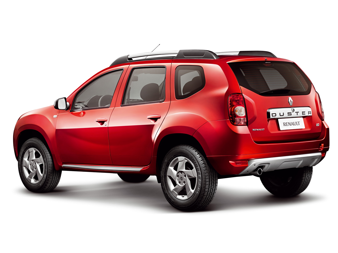 2012 Renault Duster #17