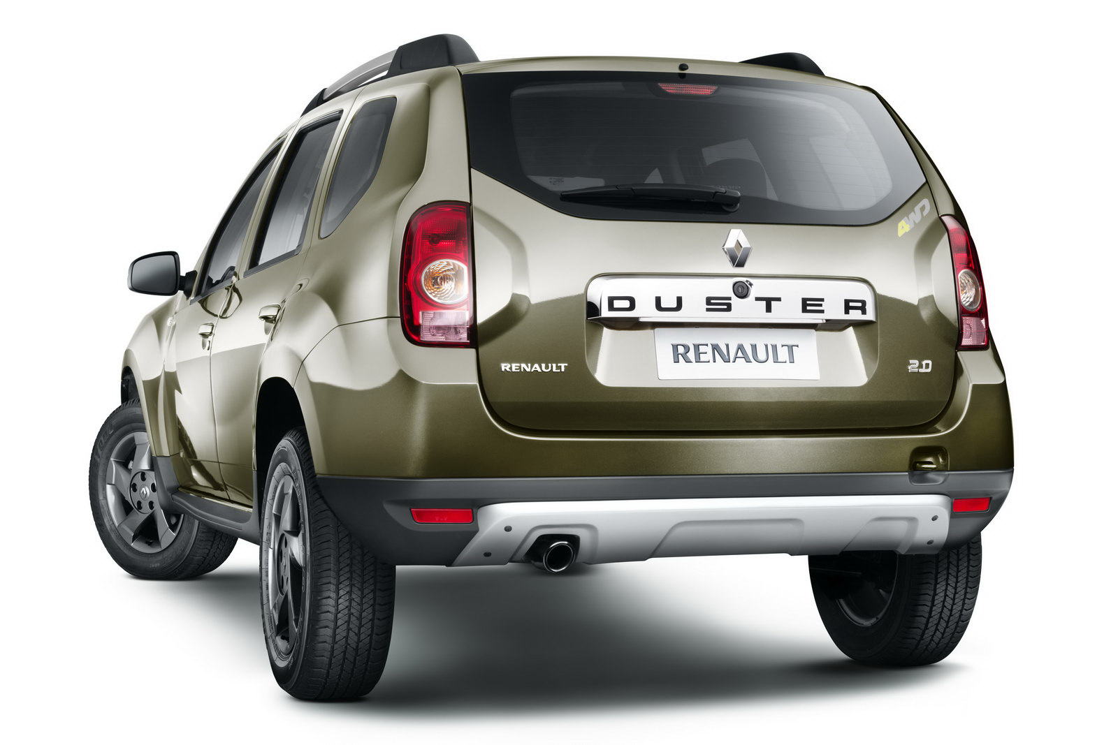 2012 Renault Duster #16