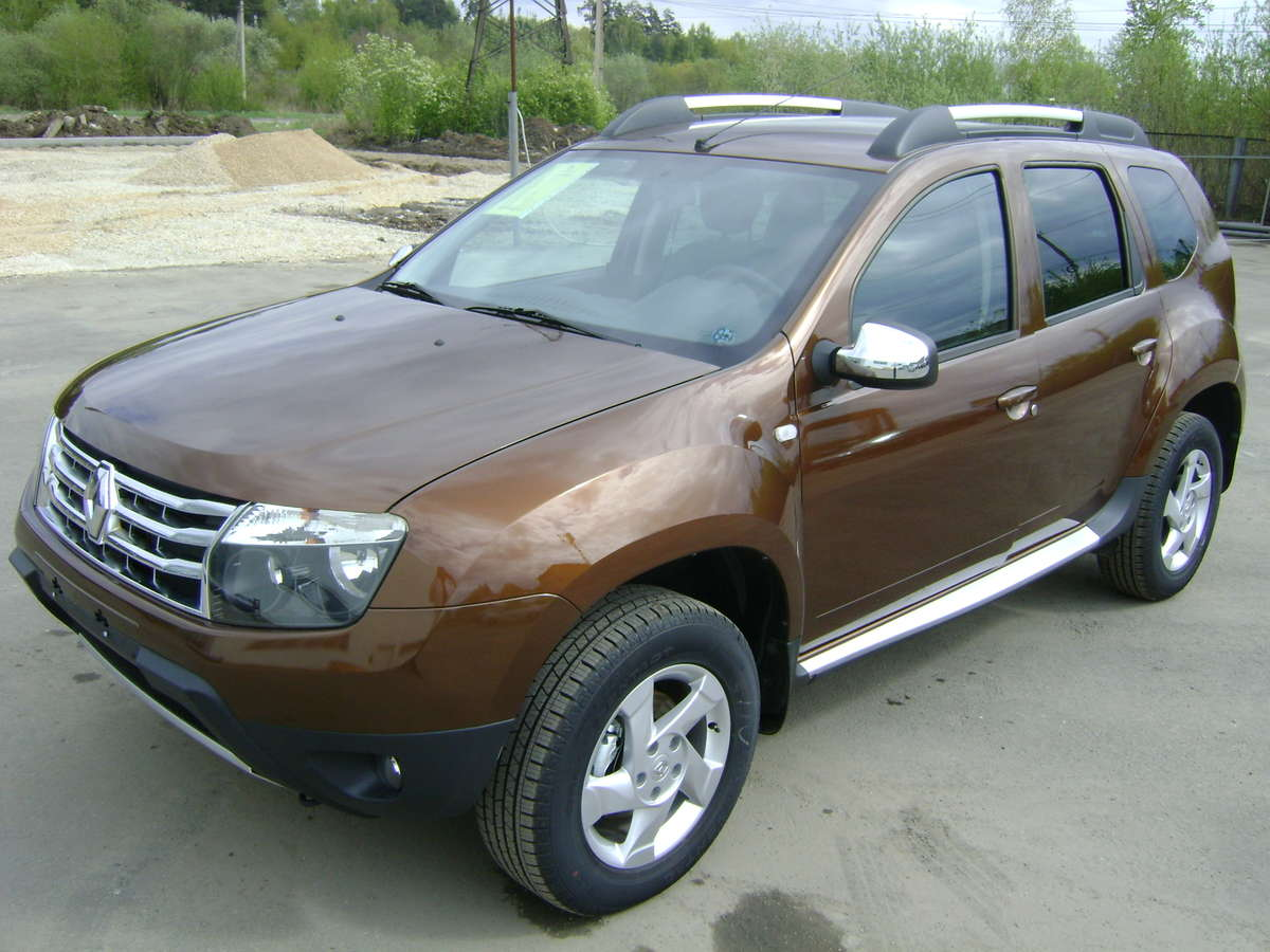 2012 Renault Duster #20