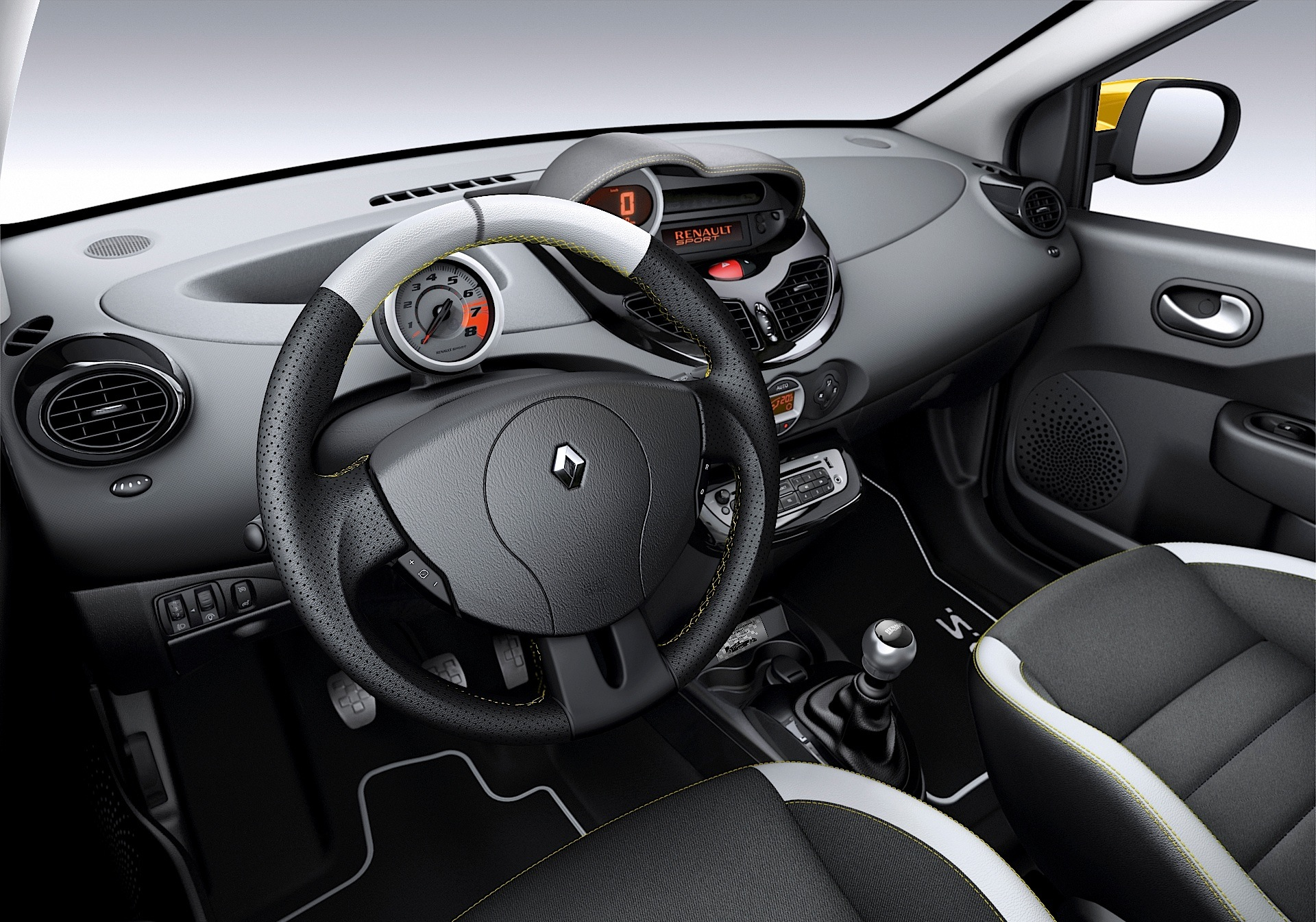 2012 Renault Twingo Photos, Informations, Articles - BestCarMag.com