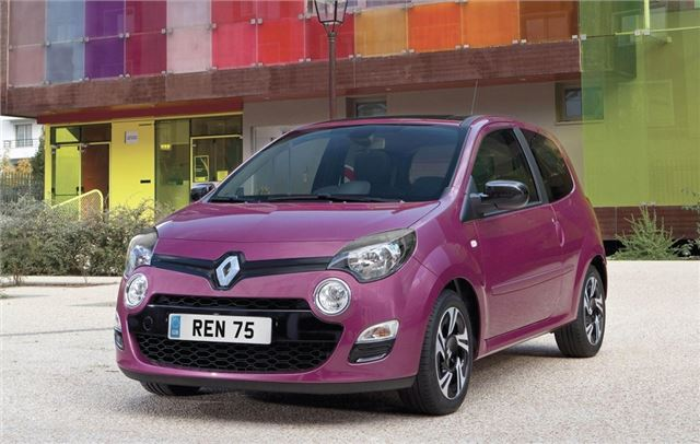 2012 Renault Twingo Photos Informations Articles Bestcarmag