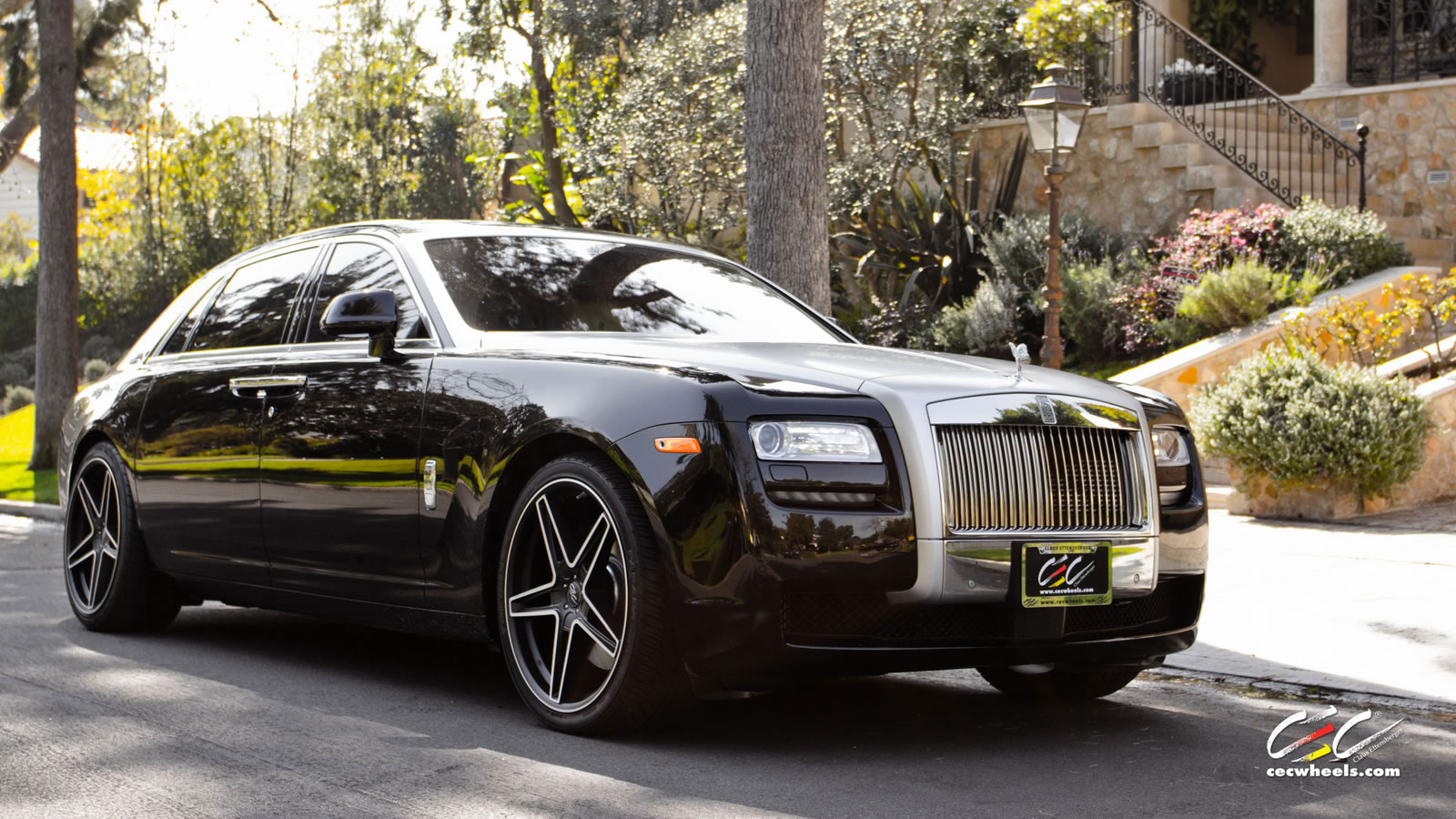 2012 Rolls royce Ghost #18
