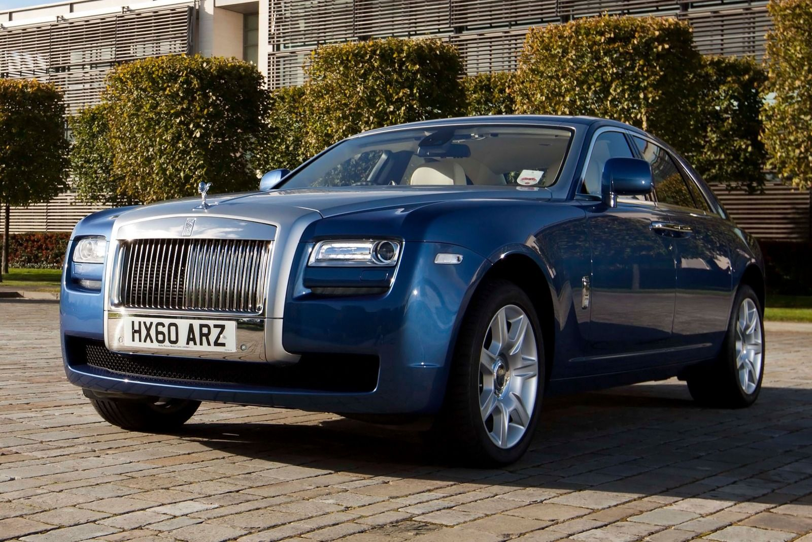 2012 Rolls royce Ghost #23