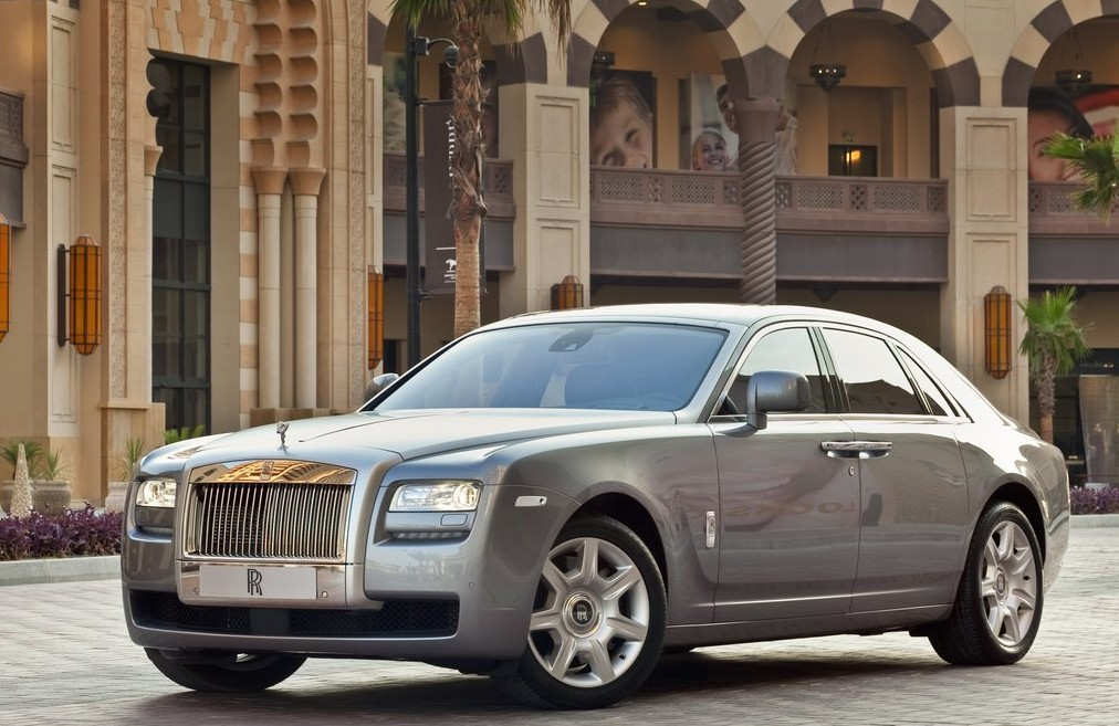 2012 Rolls royce Ghost #17