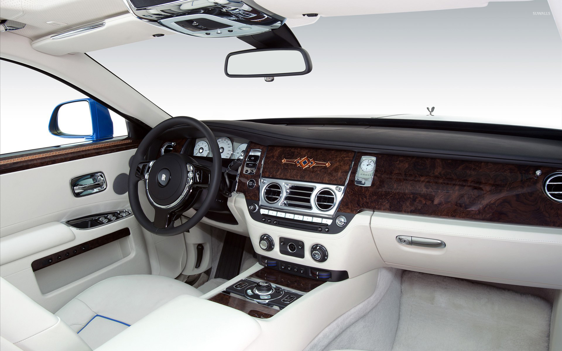 2012 Rolls royce Ghost #21