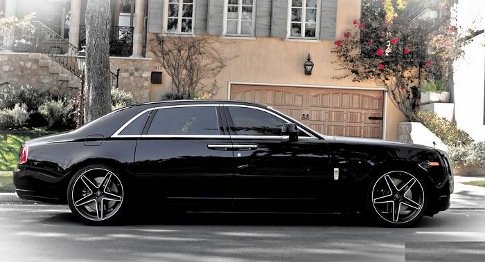 2012 Rolls royce Ghost #24