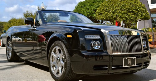 2012 Rolls royce Phantom Drophead Coupe #18