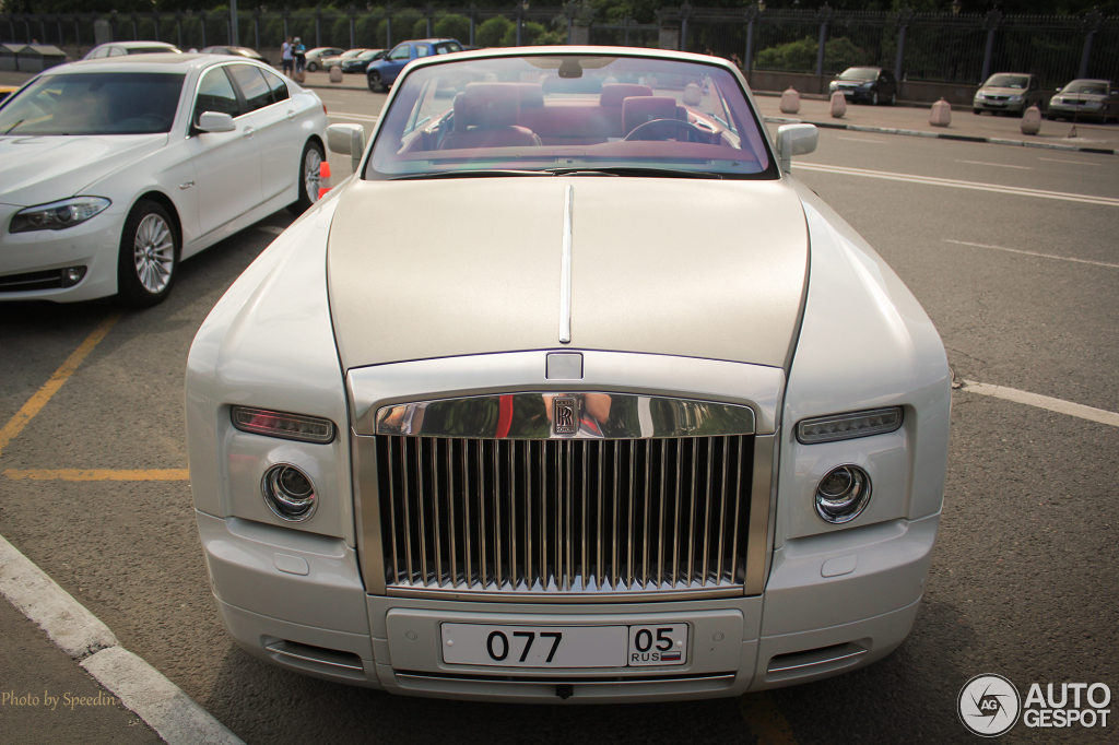 2012 Rolls royce Phantom Drophead Coupe #16