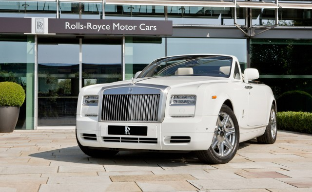 2012 Rolls royce Phantom Drophead Coupe #17