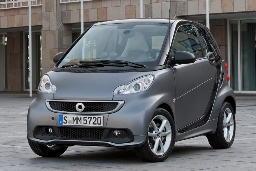 2012 Smart Fortwo #13
