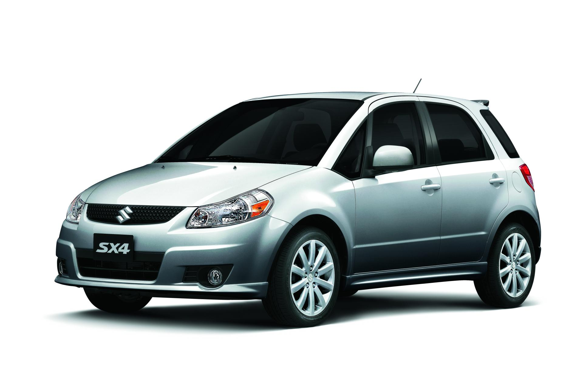 2012 suzuki sx4 photos informations articles. Black Bedroom Furniture Sets. Home Design Ideas