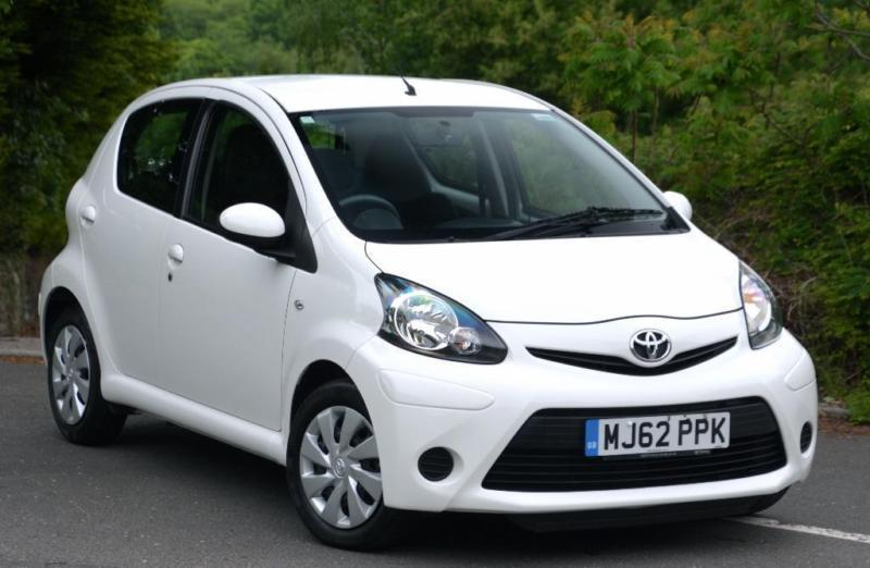 2012 Toyota Aygo Photos Informations Articles