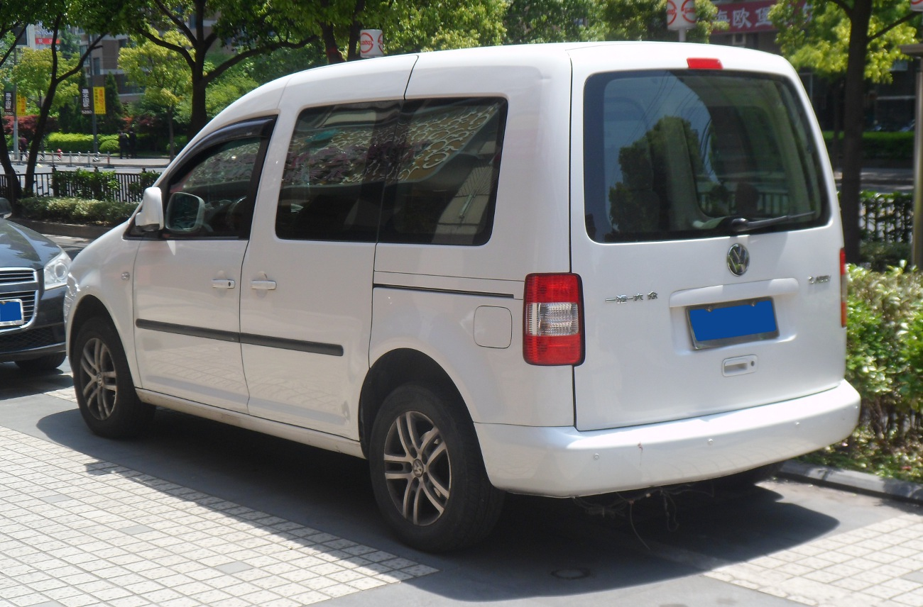 2012 Volkswagen Caddy #19