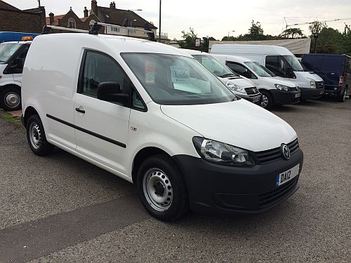 2012 Volkswagen Caddy #23