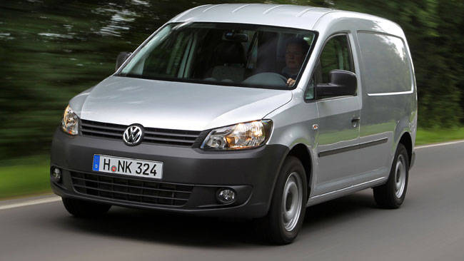 2012 Volkswagen Caddy #25