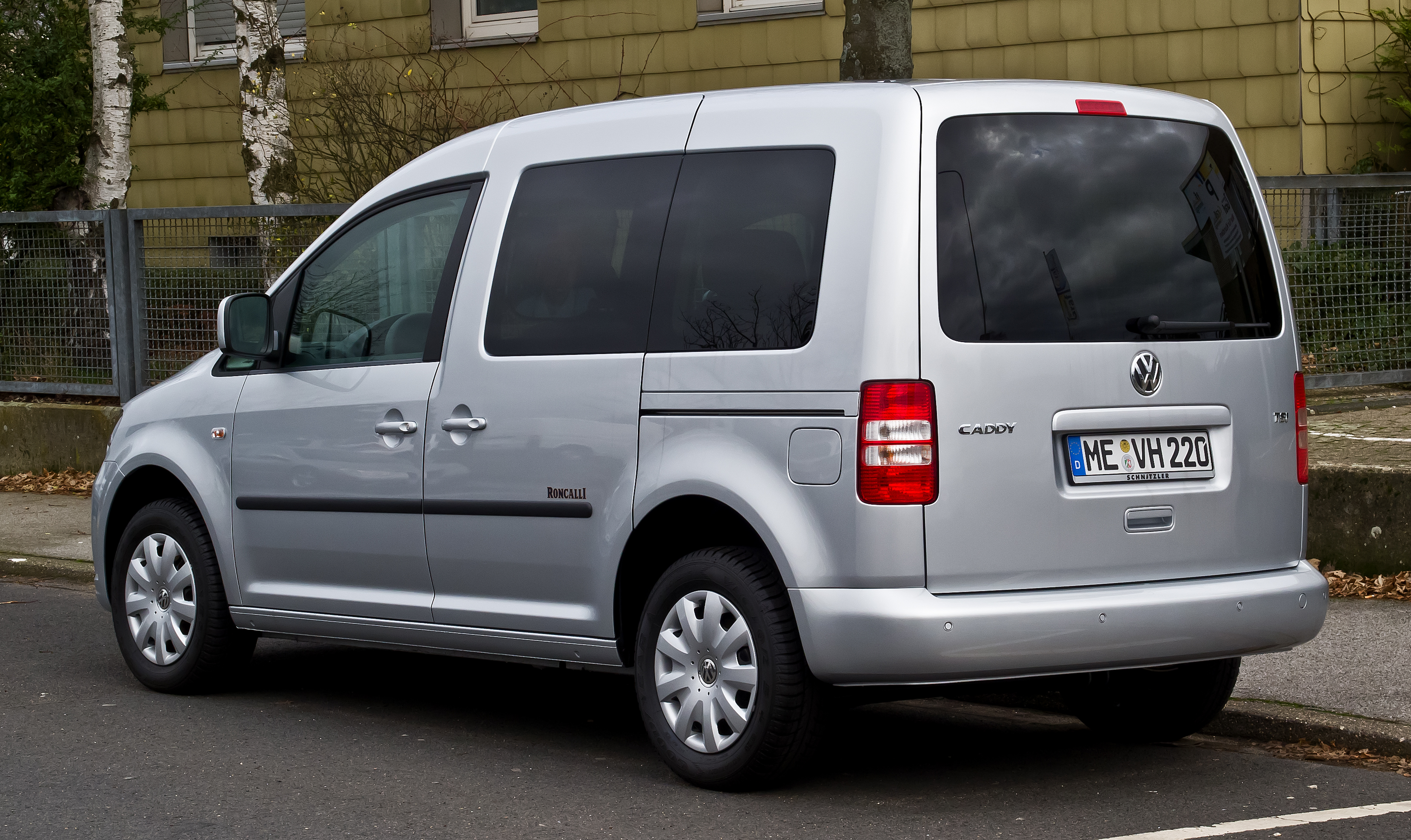 2012 Volkswagen Caddy #22