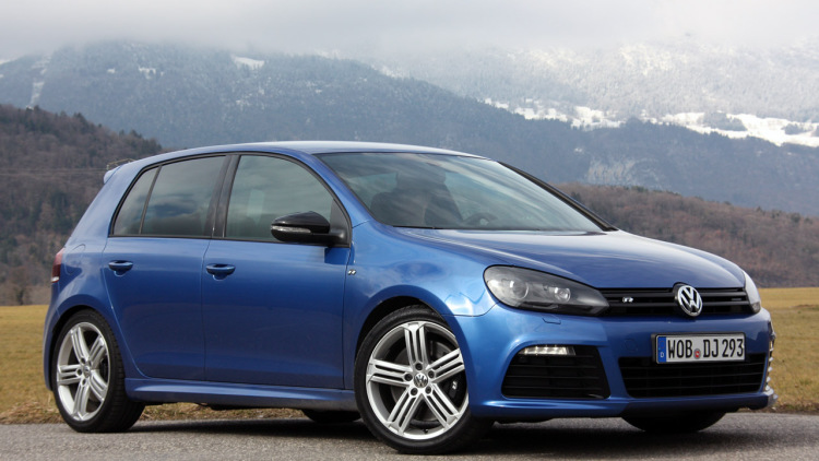 2012 Volkswagen Golf #21