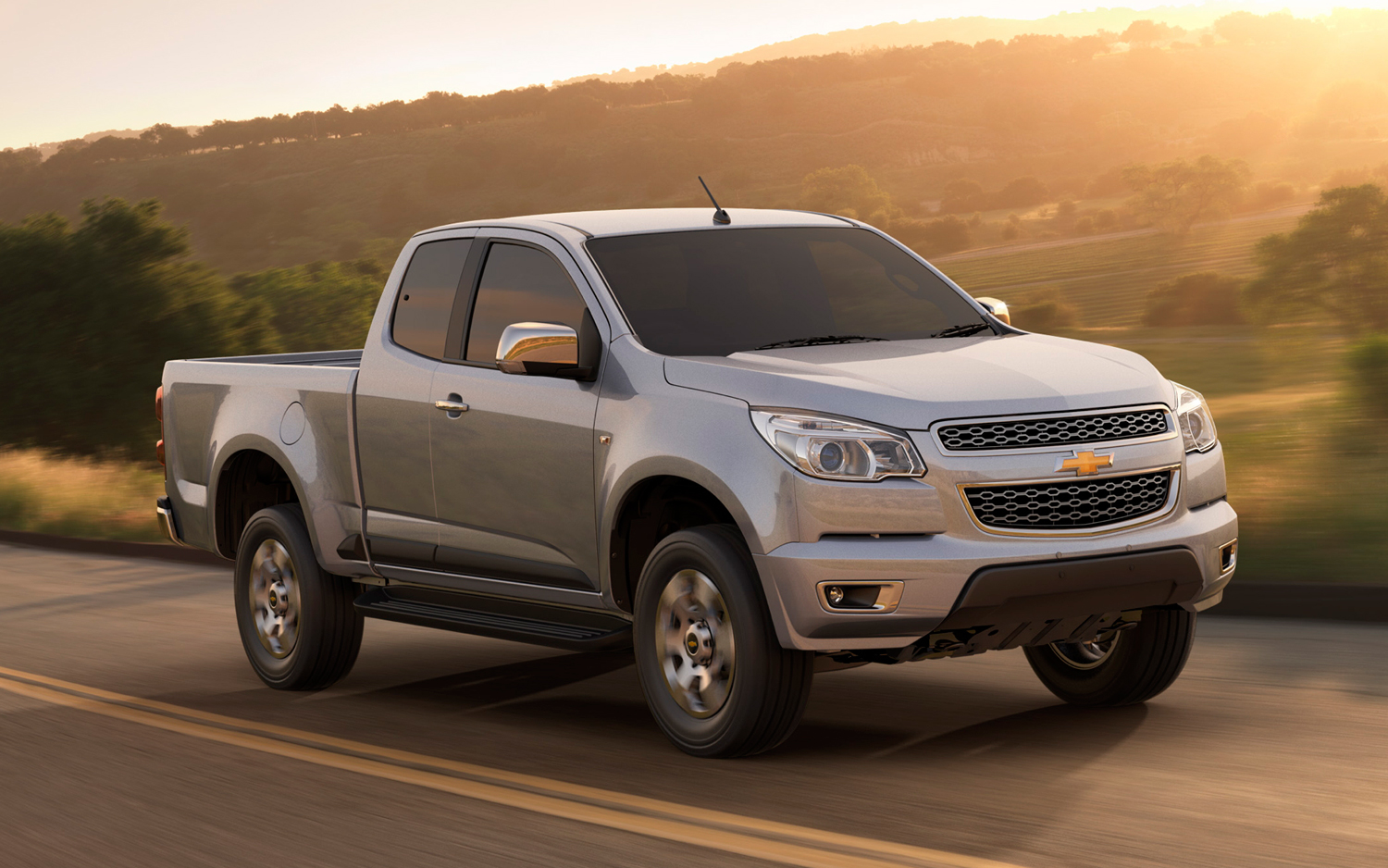 2012 Chevrolet Colorado #6