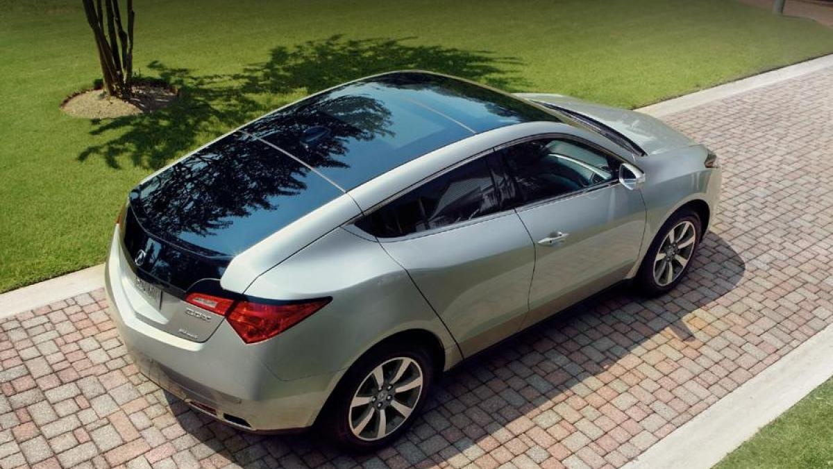 2013 acura zdx photos informations articles. Black Bedroom Furniture Sets. Home Design Ideas