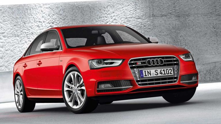 2013 Audi S4 Photos Informations Articles Bestcarmag