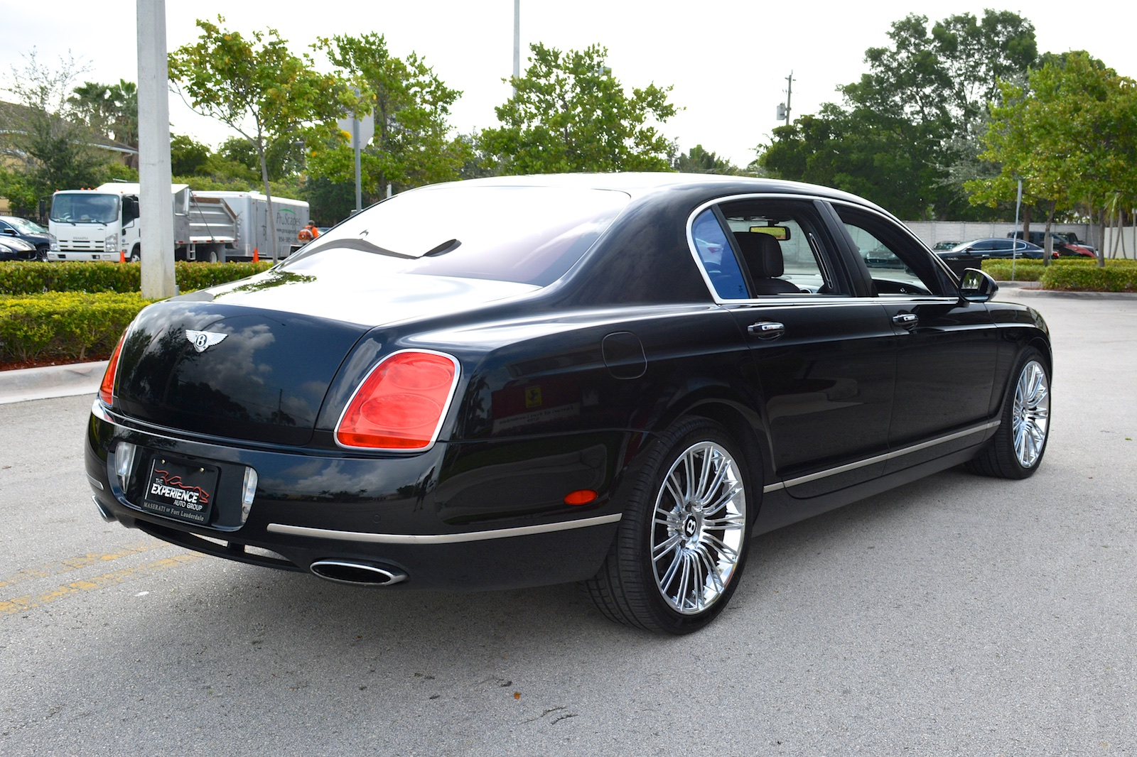 2013 Bentley Continental Flying Spur Speed #18
