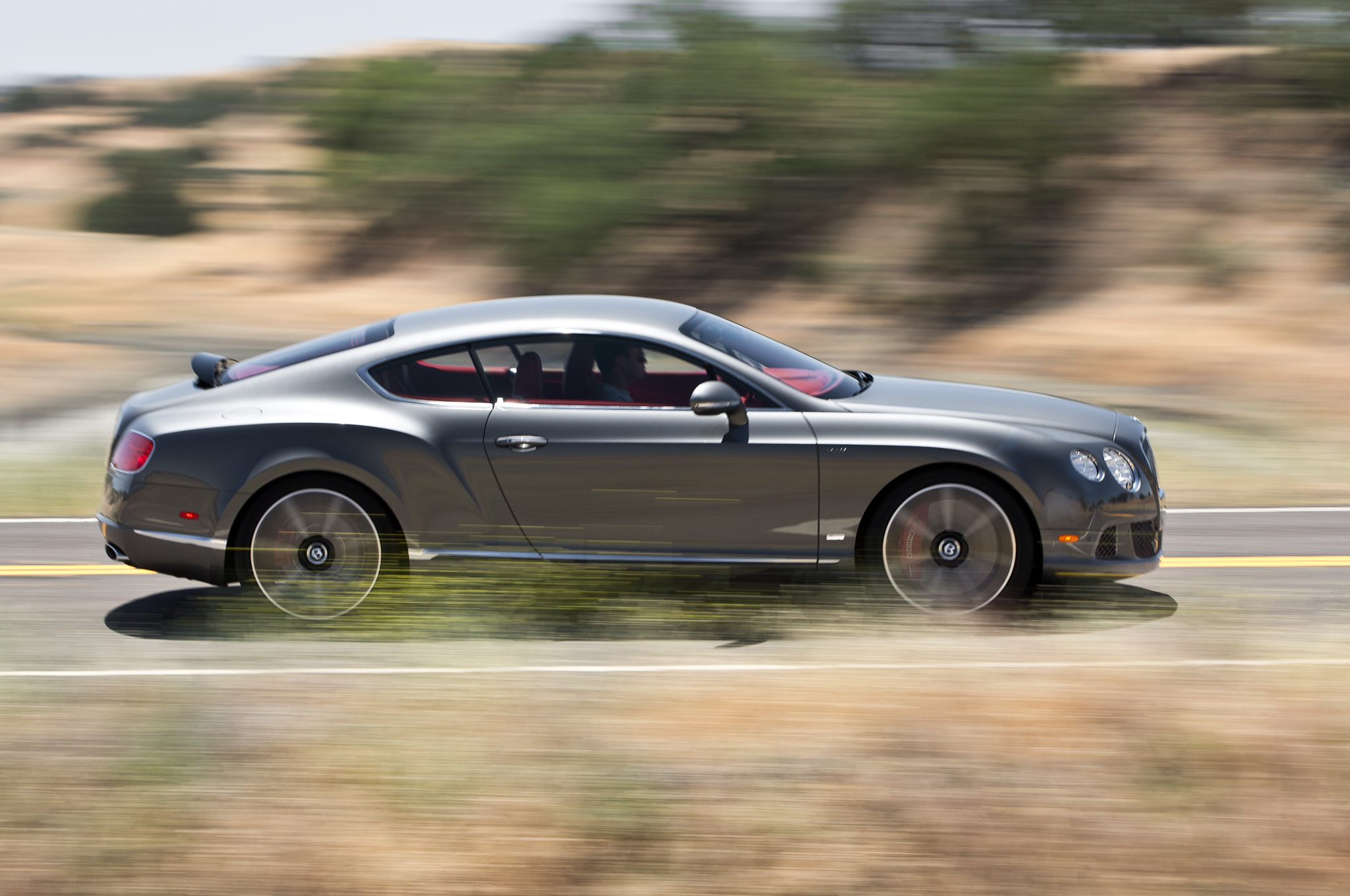 2013 Bentley Continental Gt Speed #20