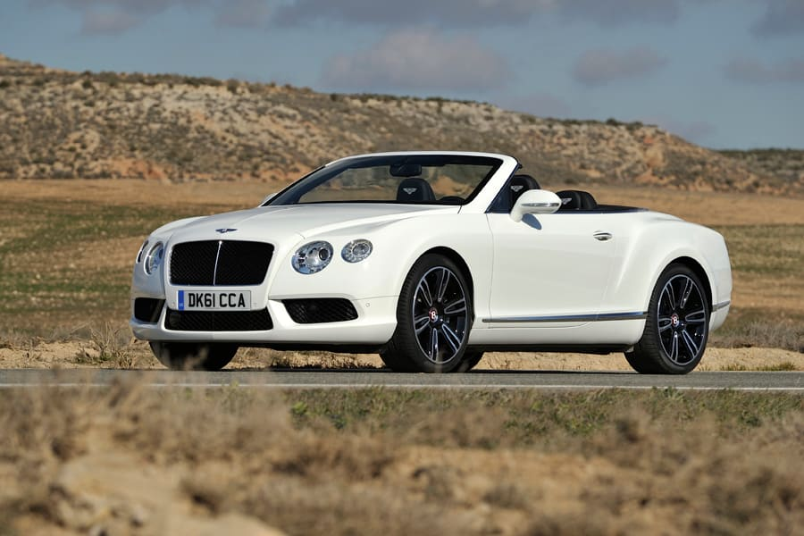2013 Bentley Continental Gtc #19
