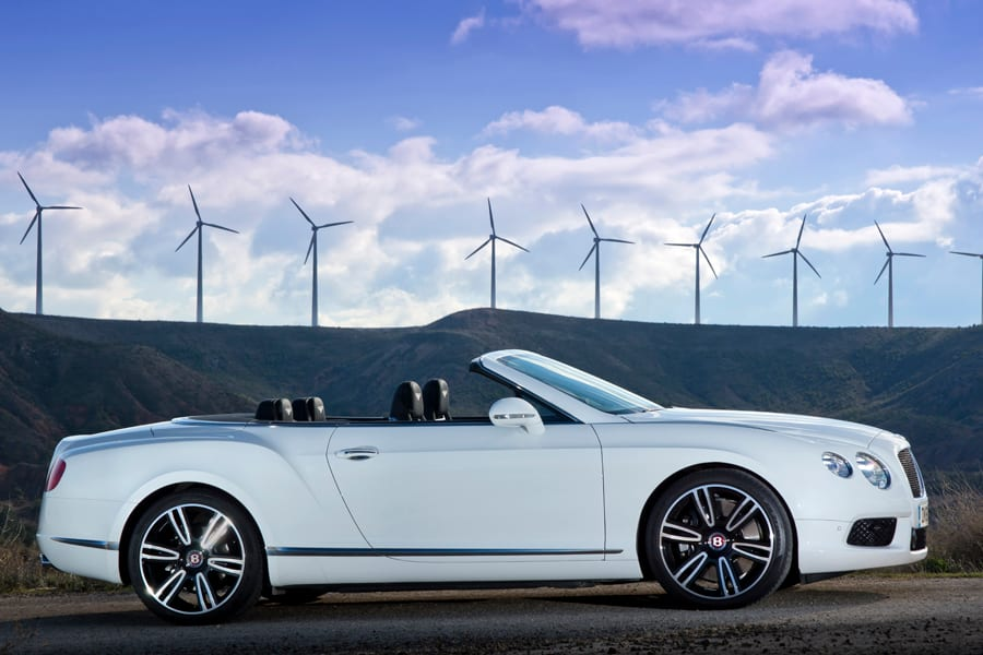 2013 Bentley Continental Gtc #18